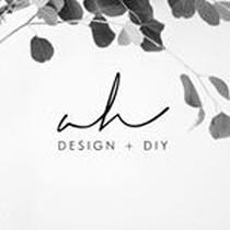 Ah Design and DIY Logo