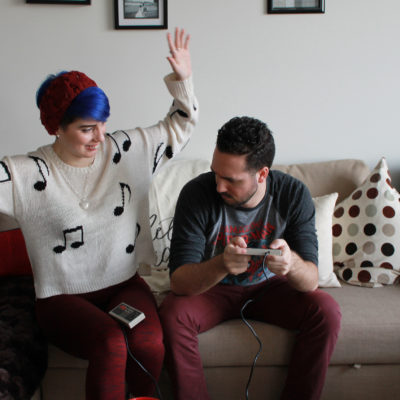 Britt and Kyle