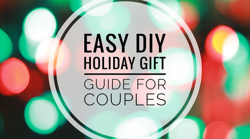Easy Holiday Gifts