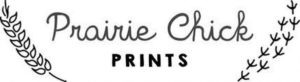 Prairie Chick Prints Logo