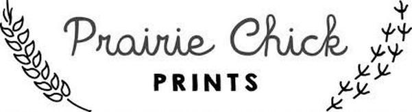 Prairie Chick Prints Logo